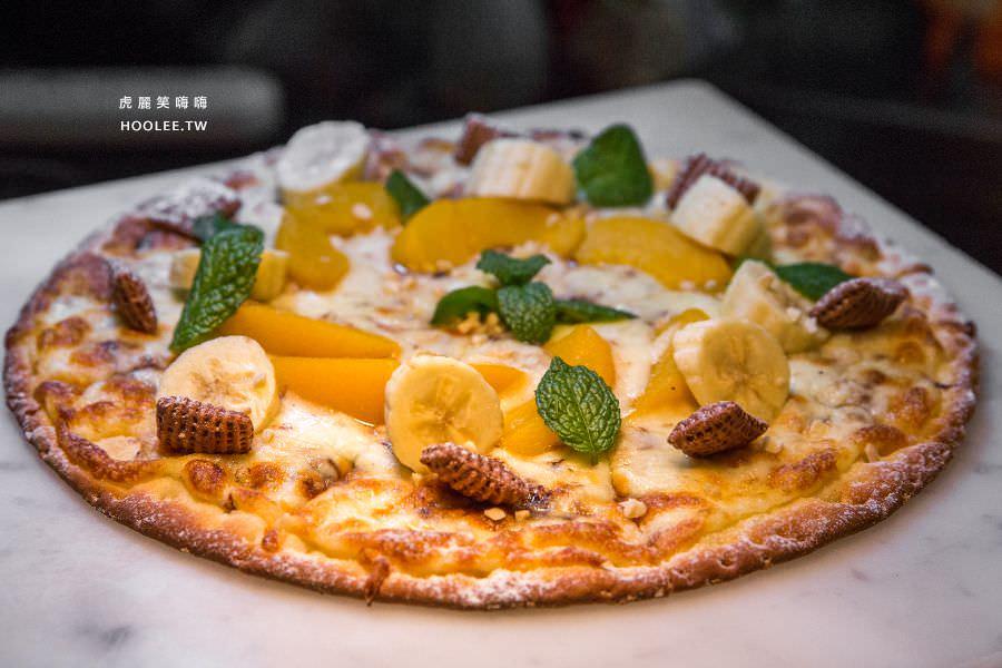 捷絲旅 蔬食百匯 Double Veggie 高雄素食吃到飽 季節水果披薩