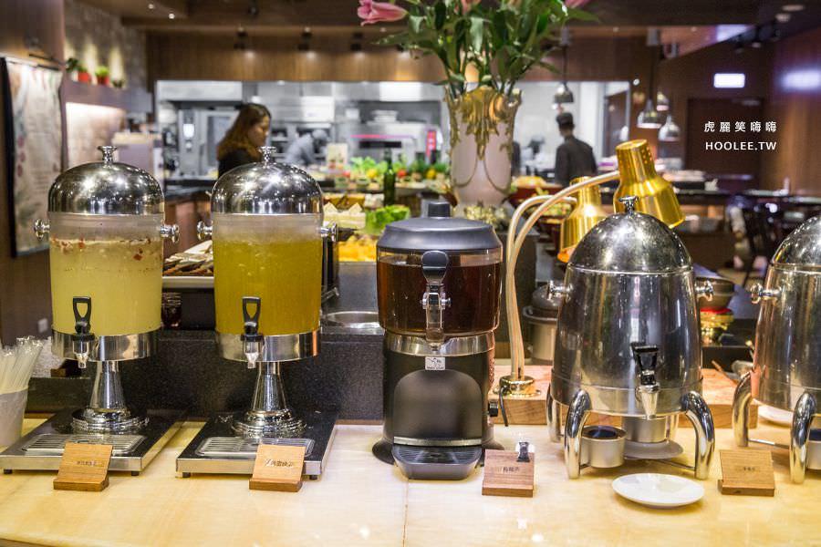 蔬食百匯 Double Veggie 泰式氣泡水 蜂蜜綠茶 烏龍茶 牛蒡茶、菩提洋甘菊
