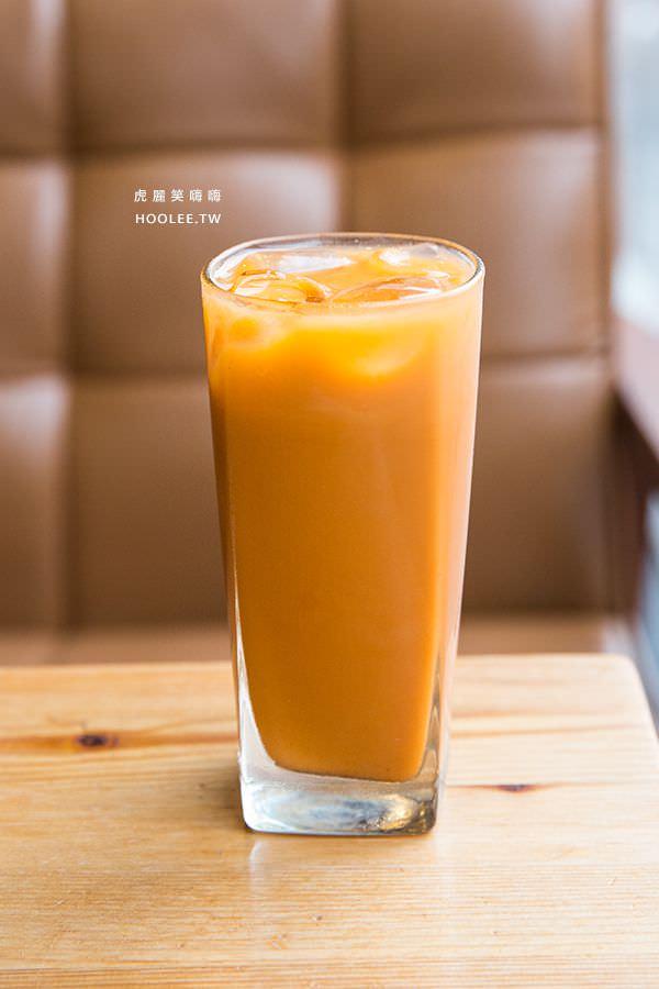 瑪莉桃桃 親子餐廳 泰式奶茶
