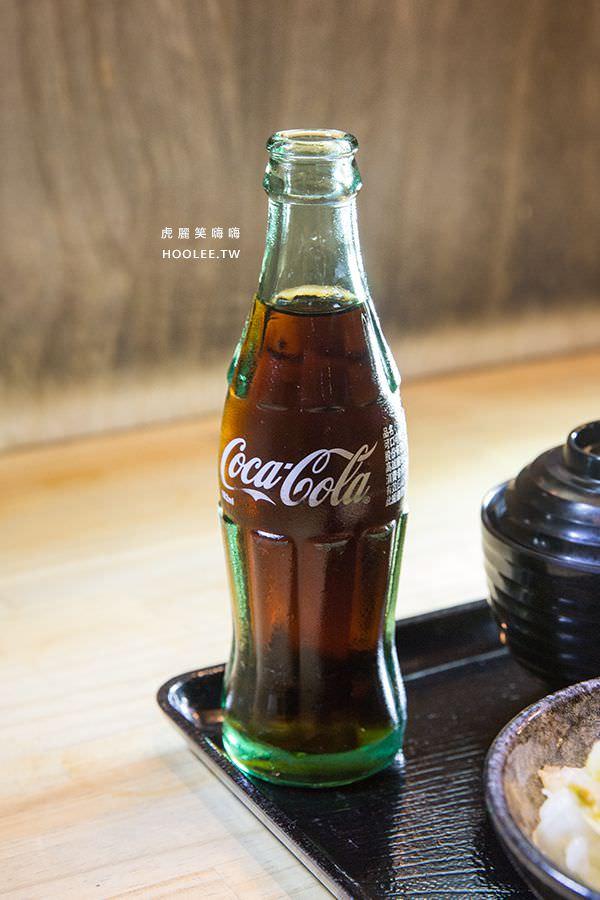 燒丼株式會社 高雄 夢時代 可樂 +D丼 NT$130