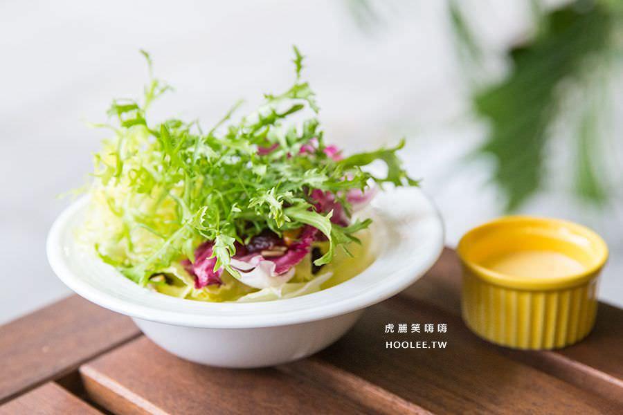 柒五參咖啡館 高雄早午餐 +B餐 NT$99 沙拉