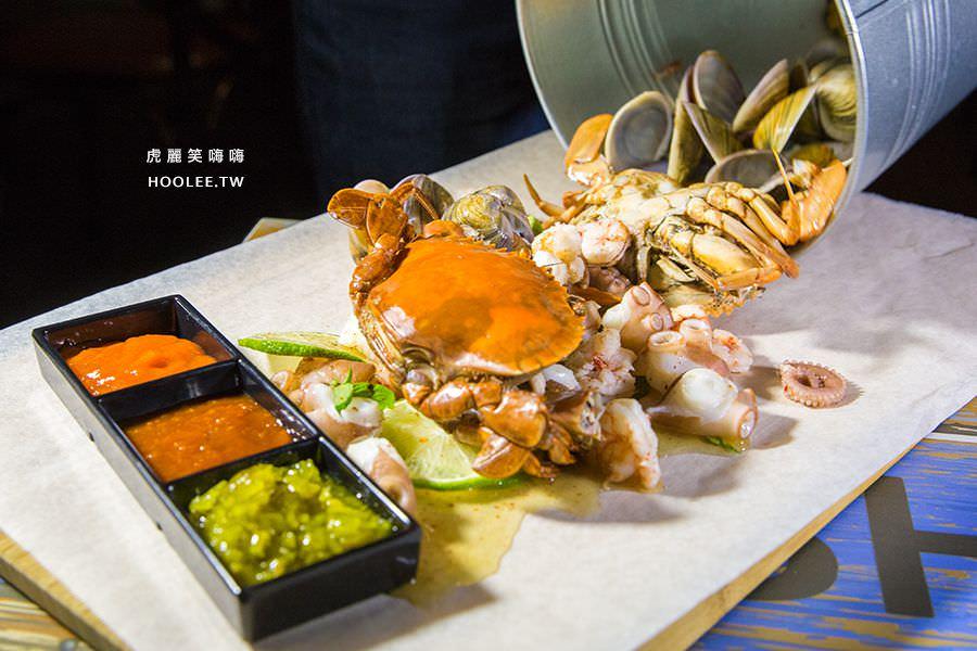 MO'Dan美式餐酒館 高雄 主廚限定 螃蟹、章魚、赤嘴蛤