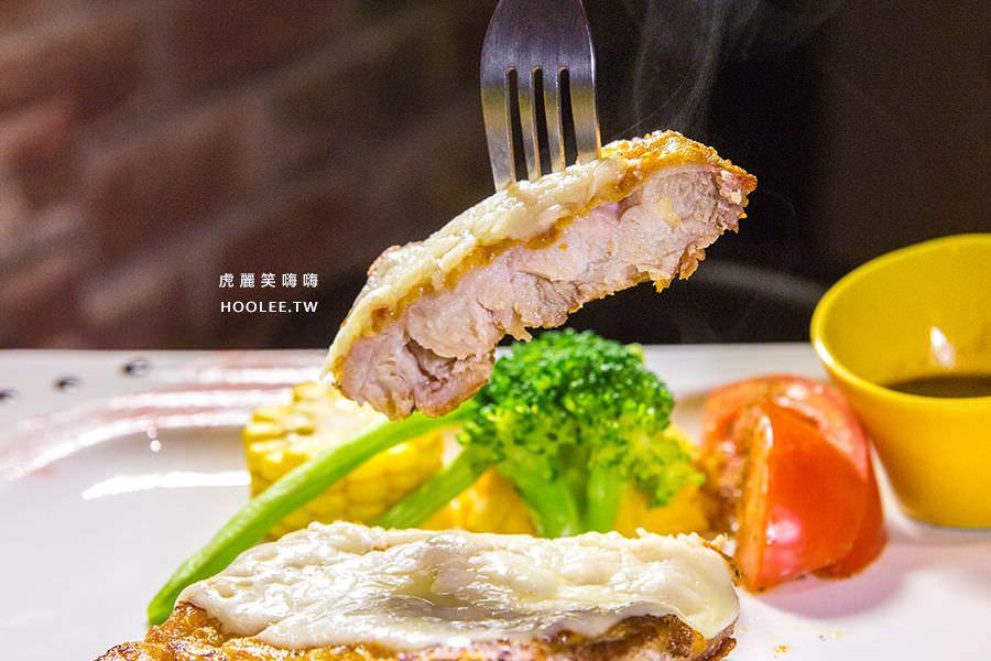 金牛座牛排餐廳 高雄 上蓋起司煎烤嫩雞 . NT$280