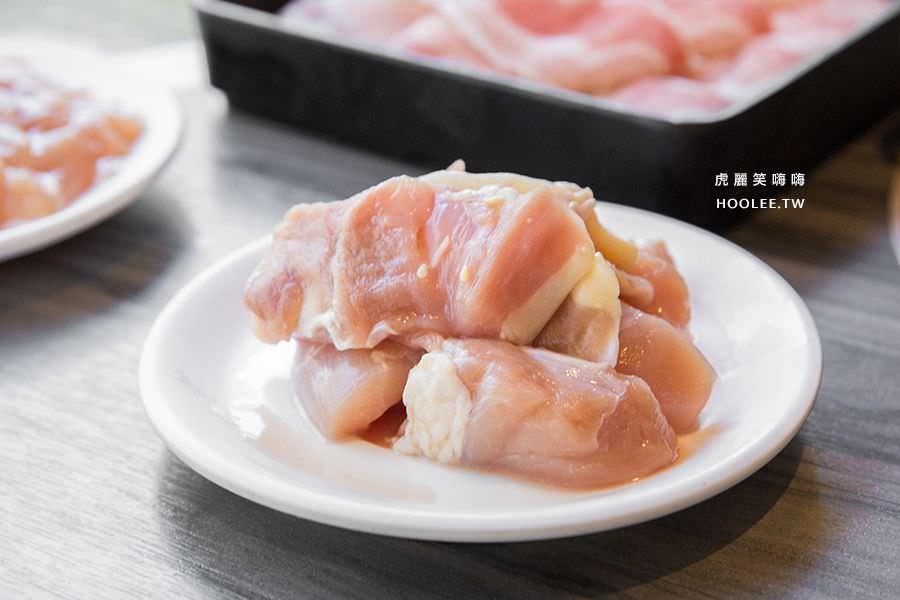 鬥牛士二鍋 高雄火鍋吃到飽 壽喜燒吃到飽 精選土雞腿肉