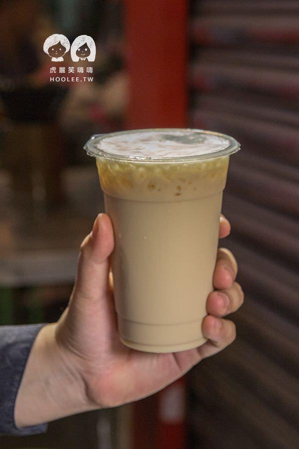 型男雄賀呷 型男油飯 古早味油飯 型男厚奶茶 NT$35