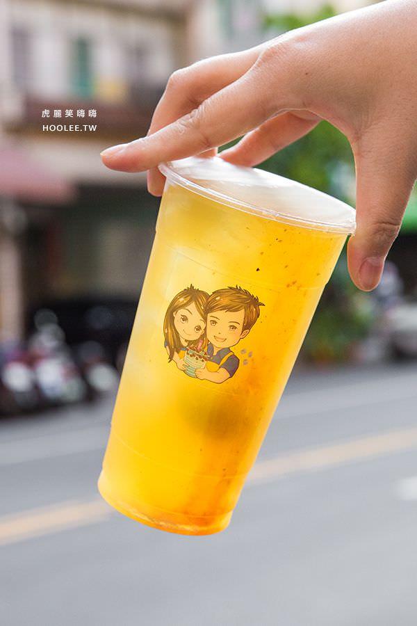 孫小明粉圓冰 高雄珍珠奶茶 推薦 自釀梅香綠 NT$30