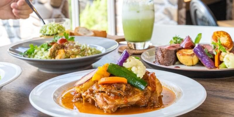 黑松露鄉村風味料理(高雄)路竹聚餐美店!必嚐獵人風味燉雞腿,還有燉飯和炙燒嫩肩牛排