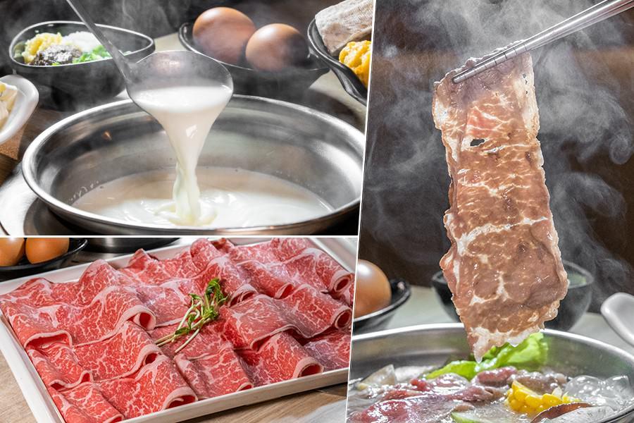 好好鍋 鼎力店(高雄)肉控必吃平價火鍋!暖心胡椒湯和牛奶起士,Prime級安格斯黑牛大肉盤