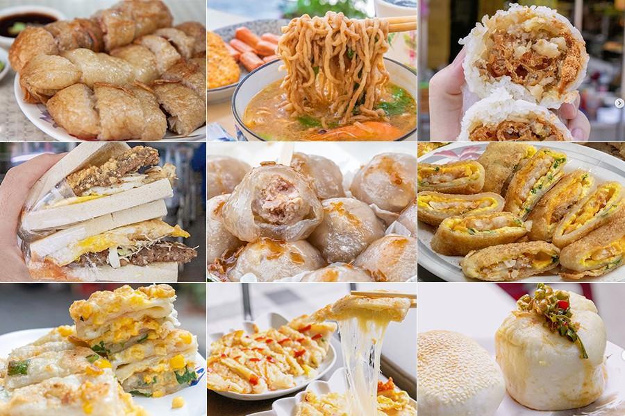 高雄早餐(懶人包)超過30年老店推薦!脆皮蛋餅.鍋燒麵.水晶餃.麥香雞吐司.飯糰
