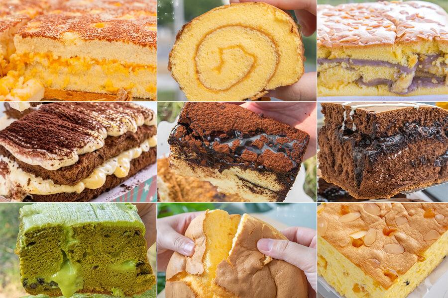 古早味蛋糕懶人包(高雄)超過10間蛋糕店!爆漿巧克力.起司.芋頭.抹茶.提拉米蘇.布丁蛋糕