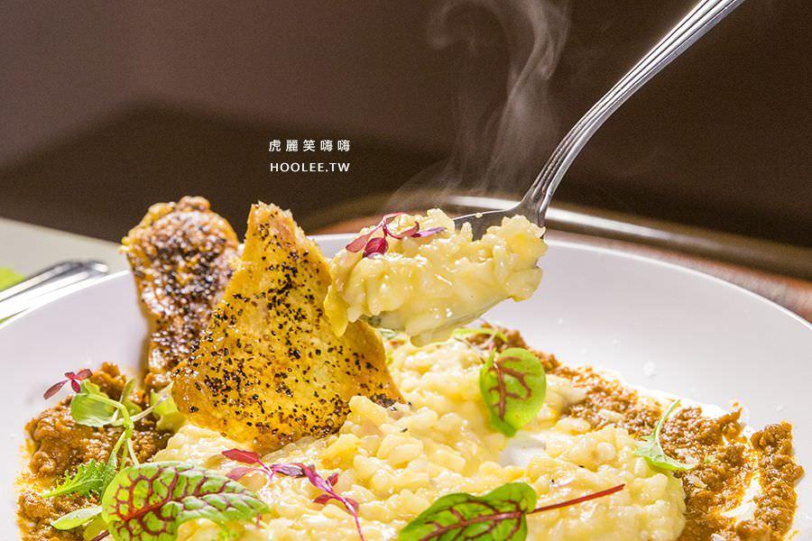 猶大獅廚 高雄 酥脆雞皮玉米汁燉飯 NT$380