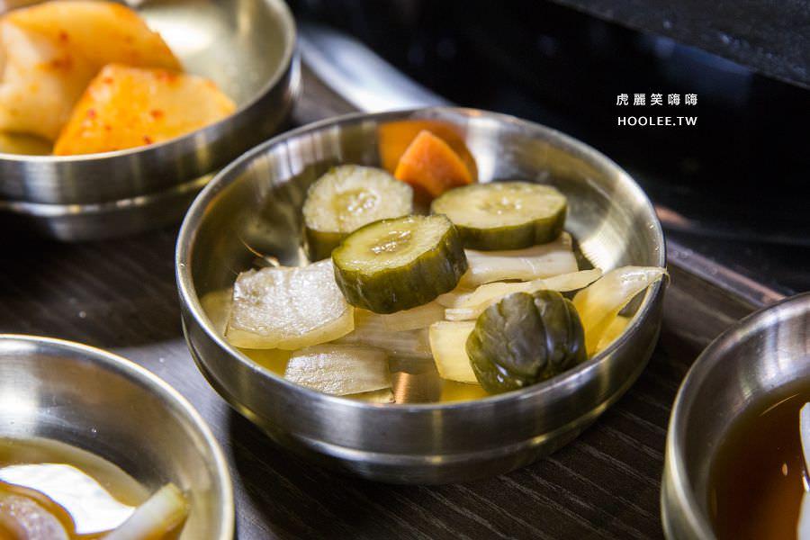 水刺床韓式烤肉餐廳 高雄韓式烤肉 燒肉兩人套餐 NT$890