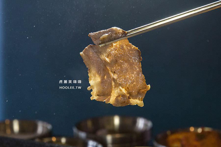 水刺床韓式烤肉餐廳 高雄韓式烤肉 雪花牛