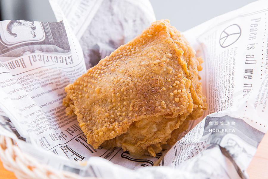 脆司肯美式炸雞 高雄 2號餐 (雞腿+腿骨) NT$85 可選脆皮或薄皮 加值A套餐 薯條(小) + 飲料 NT$39