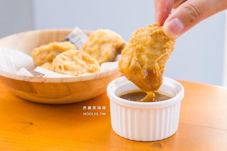 脆司肯美式炸雞 高雄 脆司肯雞塊(6塊) NT$55 (醬料:糖醋醬/蜂蜜芥末醬/川味甜辣醬 任選一,加點+15)