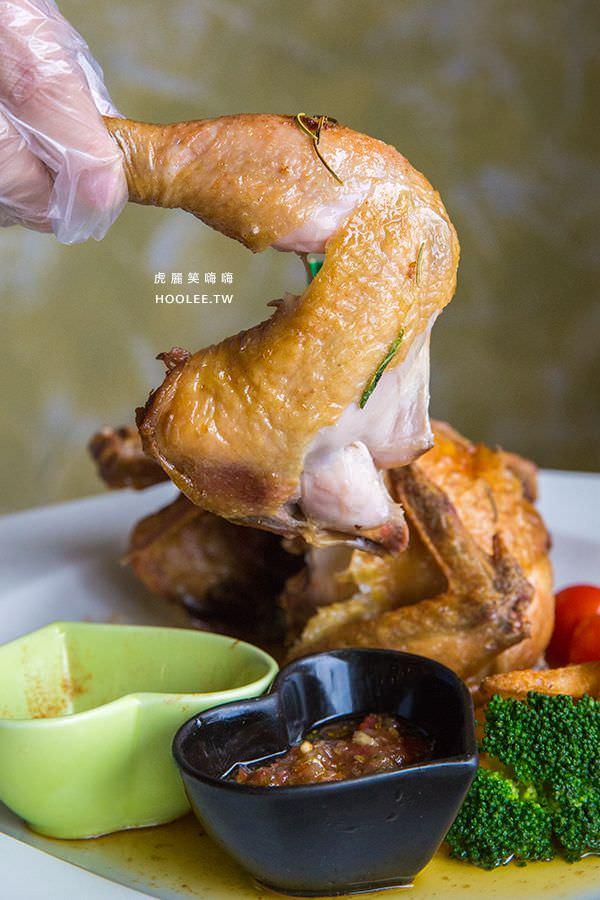 喬義思窯烤手作廚房 楠梓美食 烤全雞