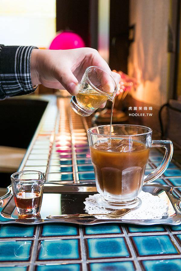 萬吧 高雄老屋餐廳 推薦 精萃咖啡 梅酒珈啡 NT$180