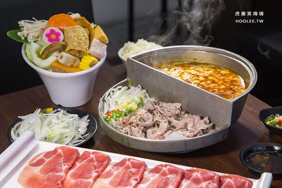 蓁品鴛鴦銅板燒肉火鍋(高雄)平價火烤兩吃鍋物,聚餐推薦!白飯冰淇淋吃到飽