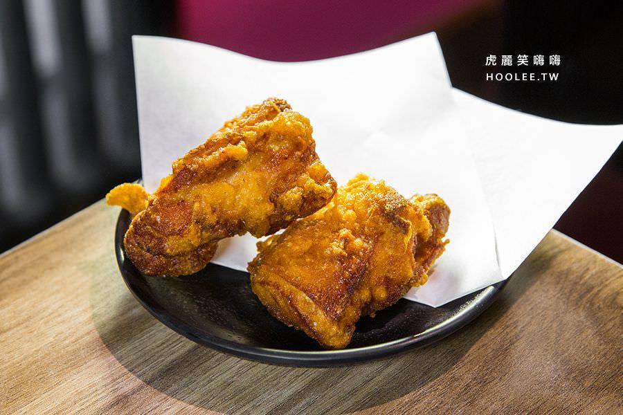 大海拉麵 高雄拉麵推薦 日本風炸雞塊 NT$50