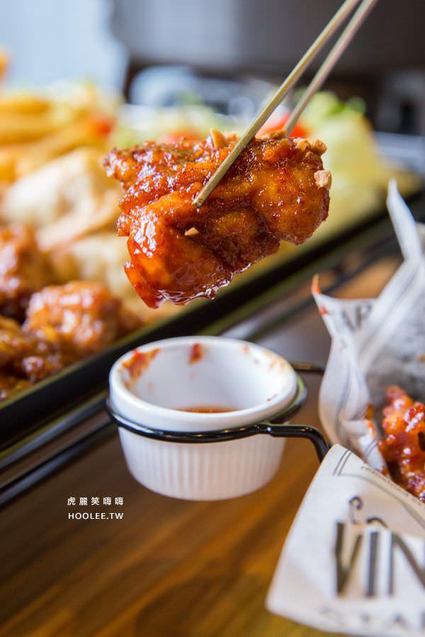 I'm kimchi 我是泡菜 高雄韓式料理 去骨調味炸雞 NT$380