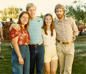Kathy, Doug, Bekki, Tom