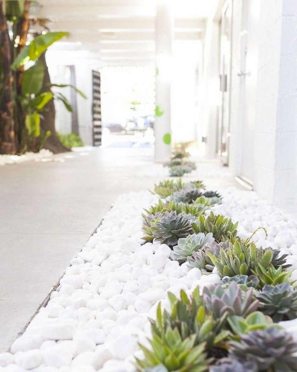 Beautiful Modern Rock Garden Ideas For Backyard Landscaping 19
