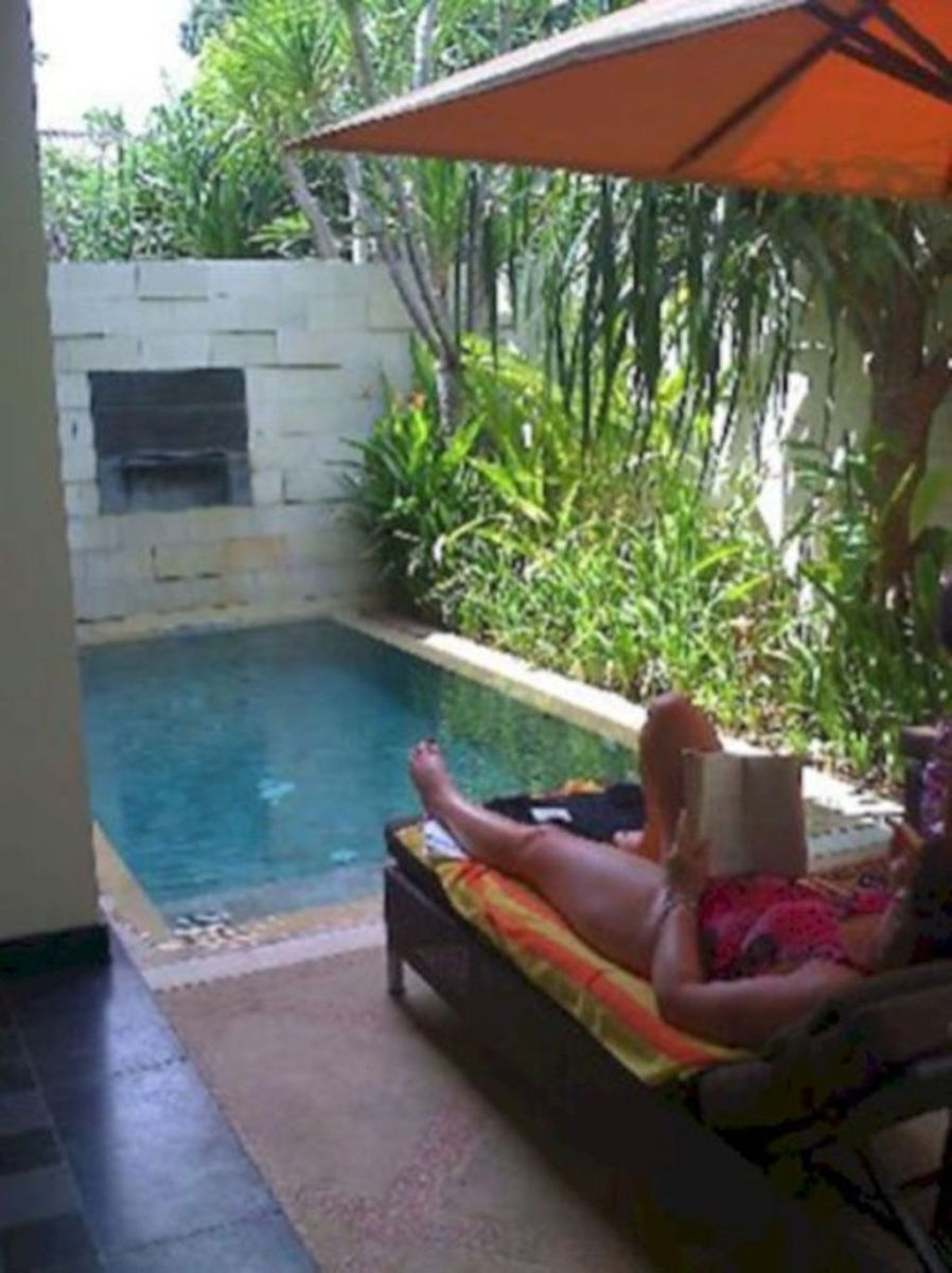 Lovely Small Swimming Pool Design Ideas On A Budget 11