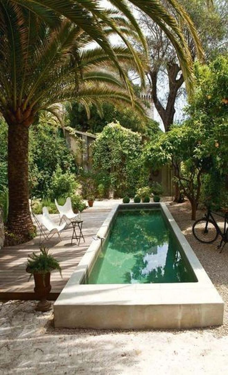 Lovely Small Swimming Pool Design Ideas On A Budget 15