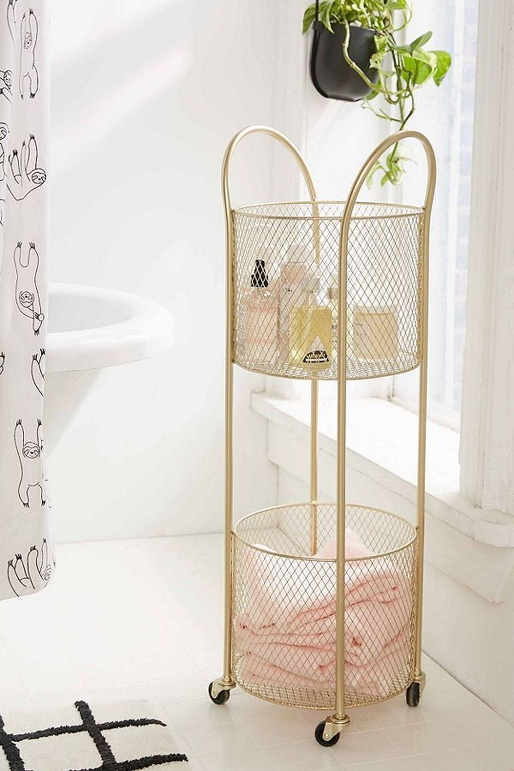Amazing Bathroom Storage Design Ideas For Small Space 25