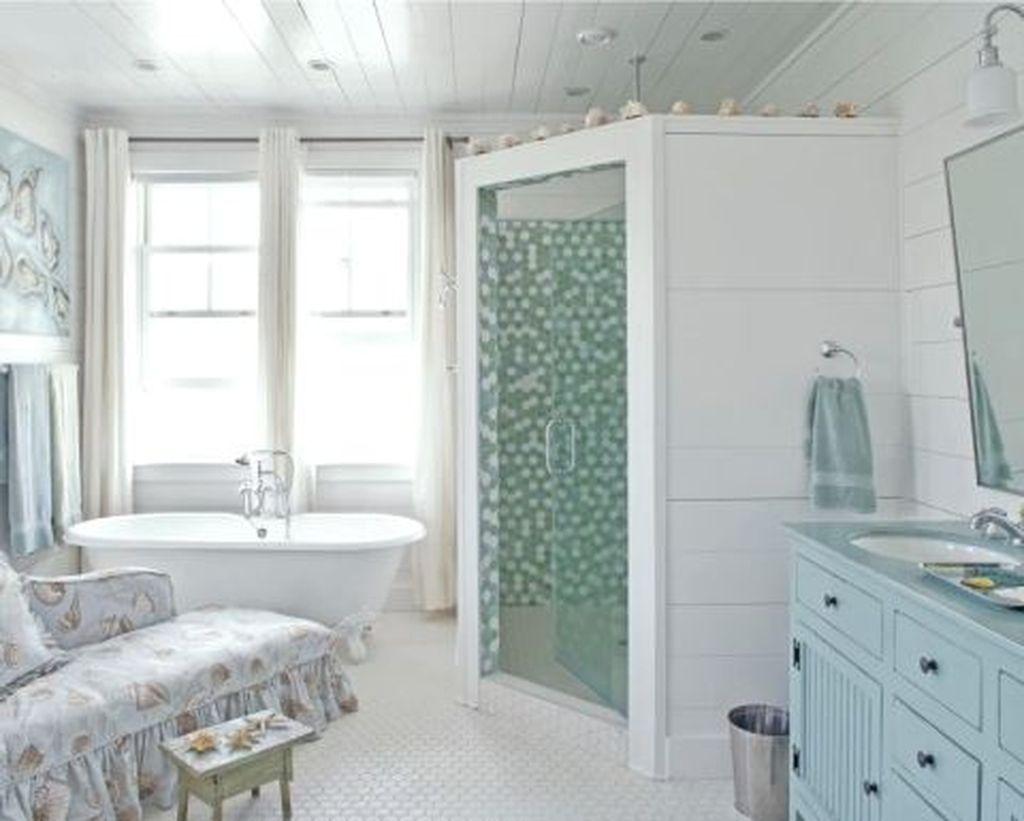 Amazing Beach Bathroom Decoration Ideas 13