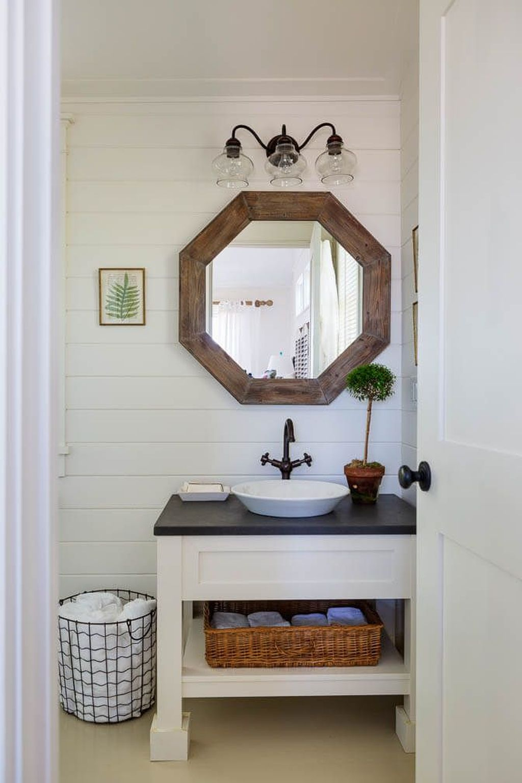 Amazing Beach Bathroom Decoration Ideas 20