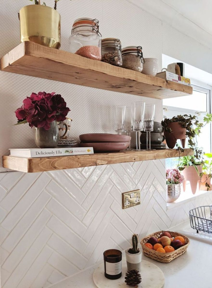 Awesome Creative Kitchen Backsplash Ideas 08