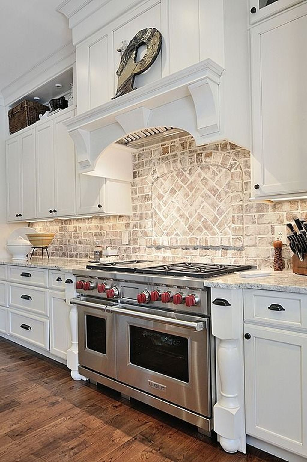 Awesome Creative Kitchen Backsplash Ideas 17