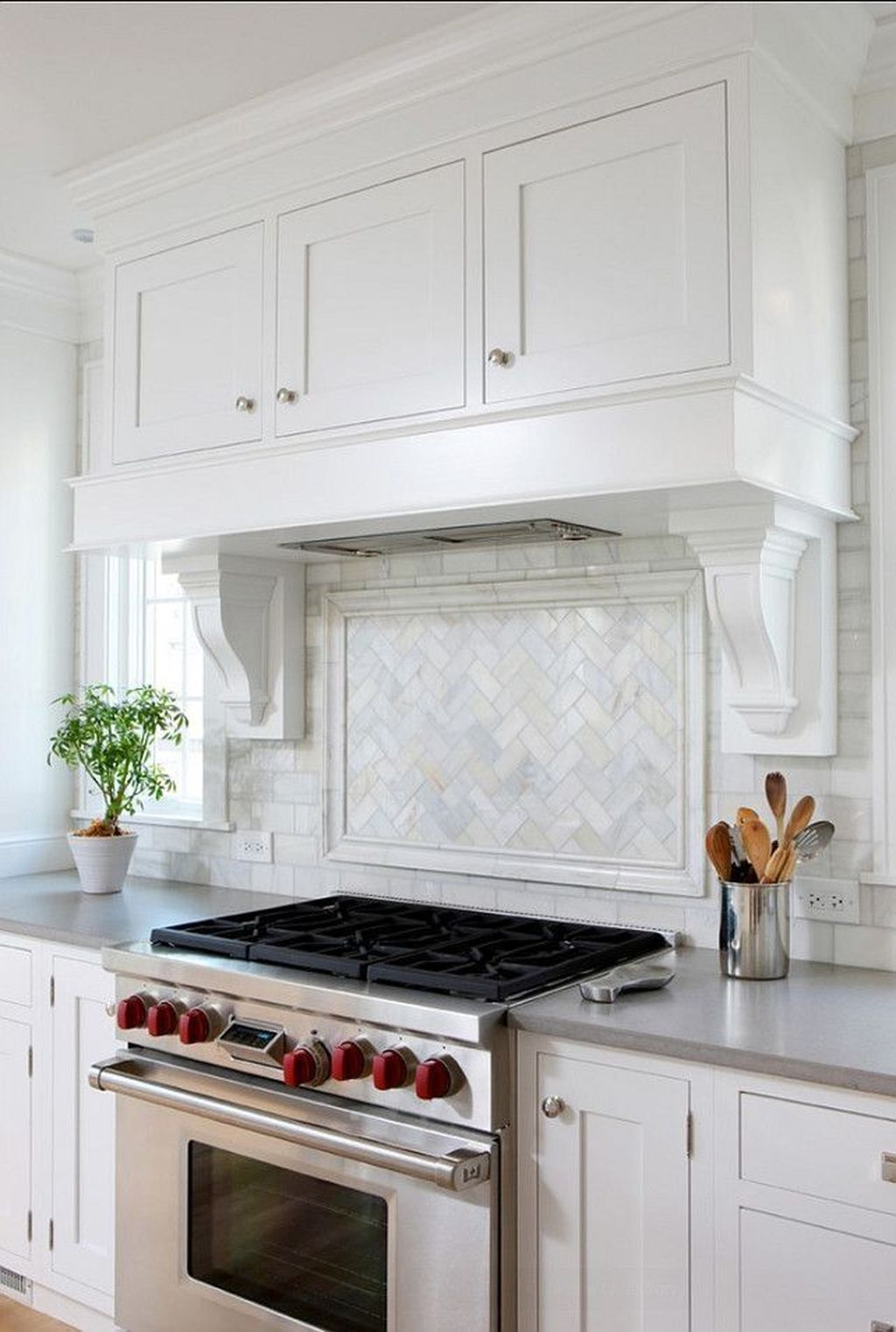Awesome Creative Kitchen Backsplash Ideas 20