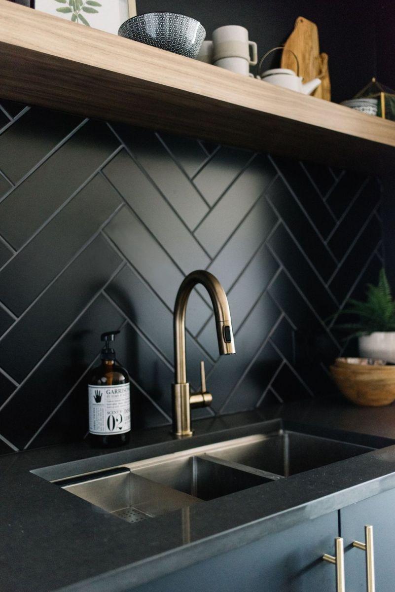 Awesome Creative Kitchen Backsplash Ideas 31