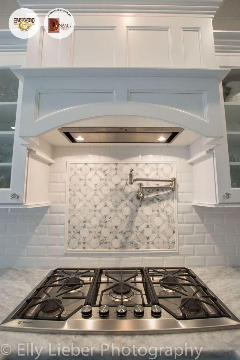 Awesome Creative Kitchen Backsplash Ideas 37