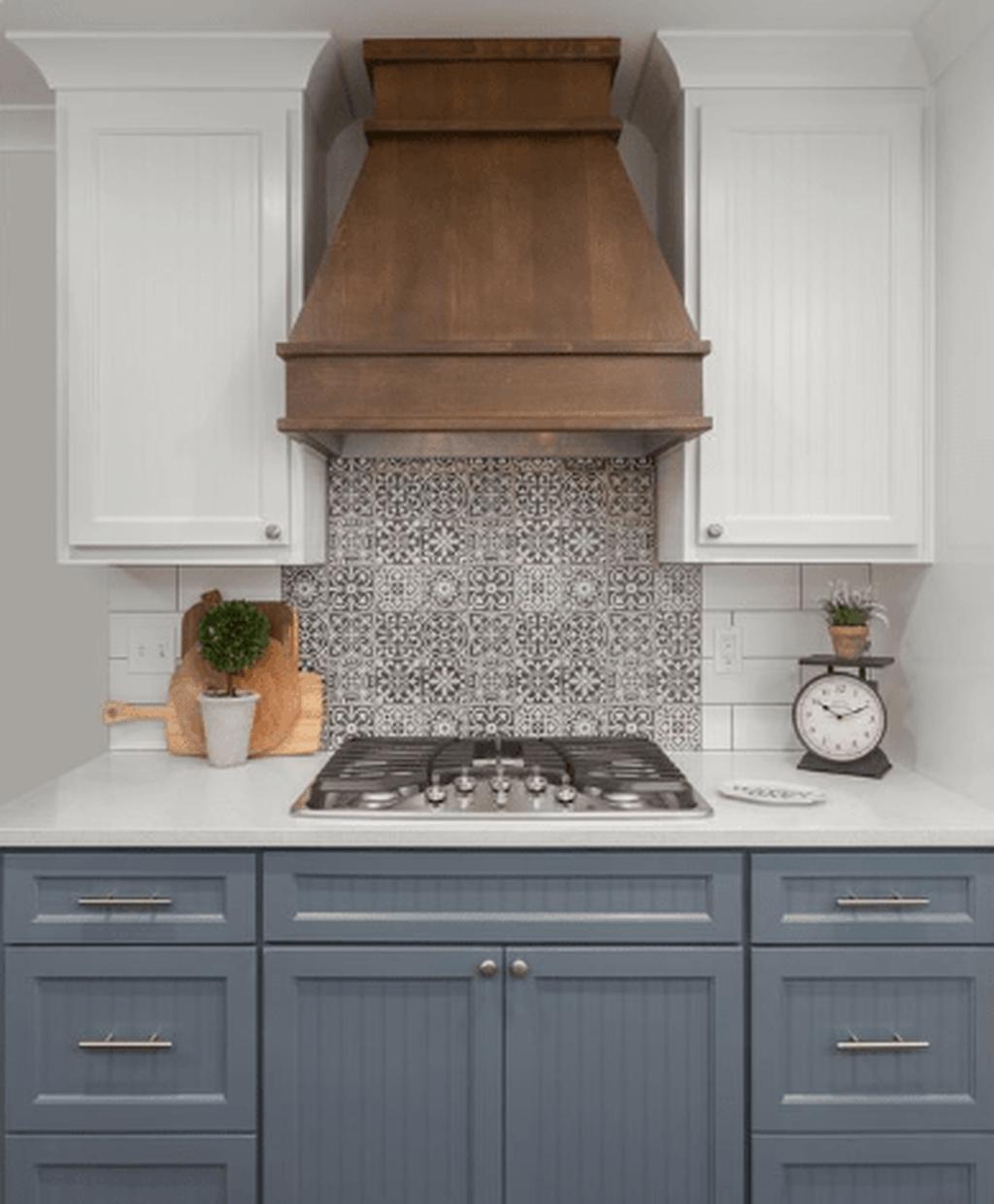 Awesome Creative Kitchen Backsplash Ideas 38