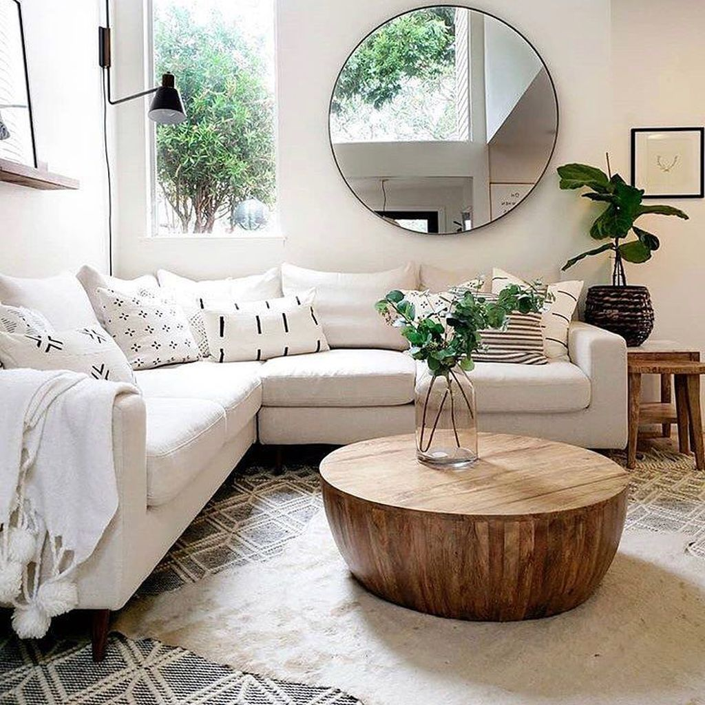 Awesome Modern Mid Century Living Room Decoration Ideas 18