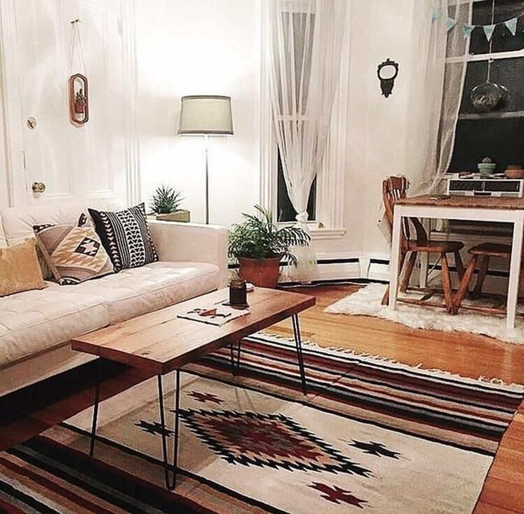Awesome Modern Mid Century Living Room Decoration Ideas 37