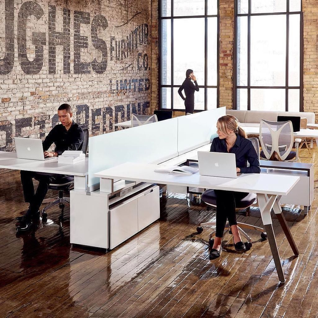 Awesome Modern Office Design Ideas 14