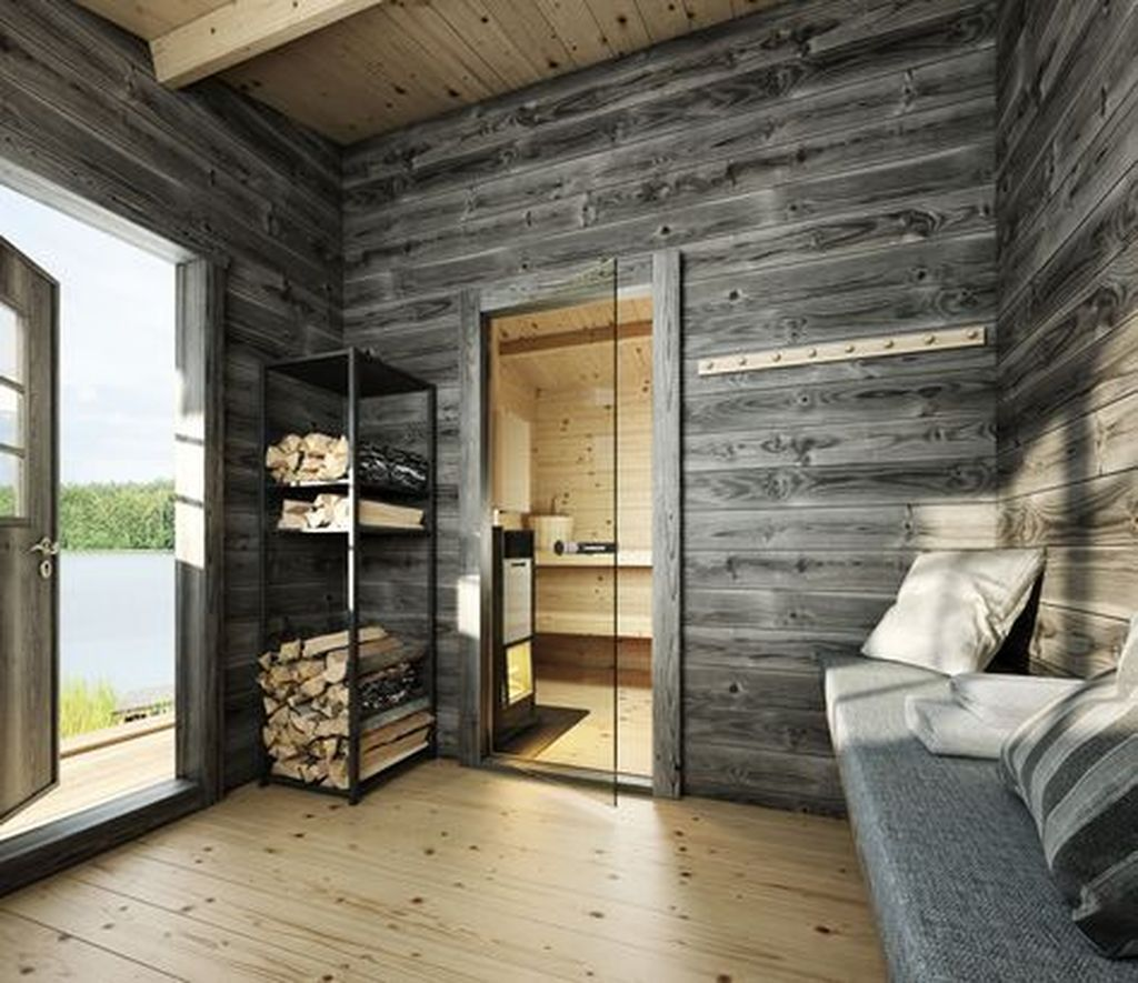 Beautiful Sauna Design Ideas For Your Bathroom 09