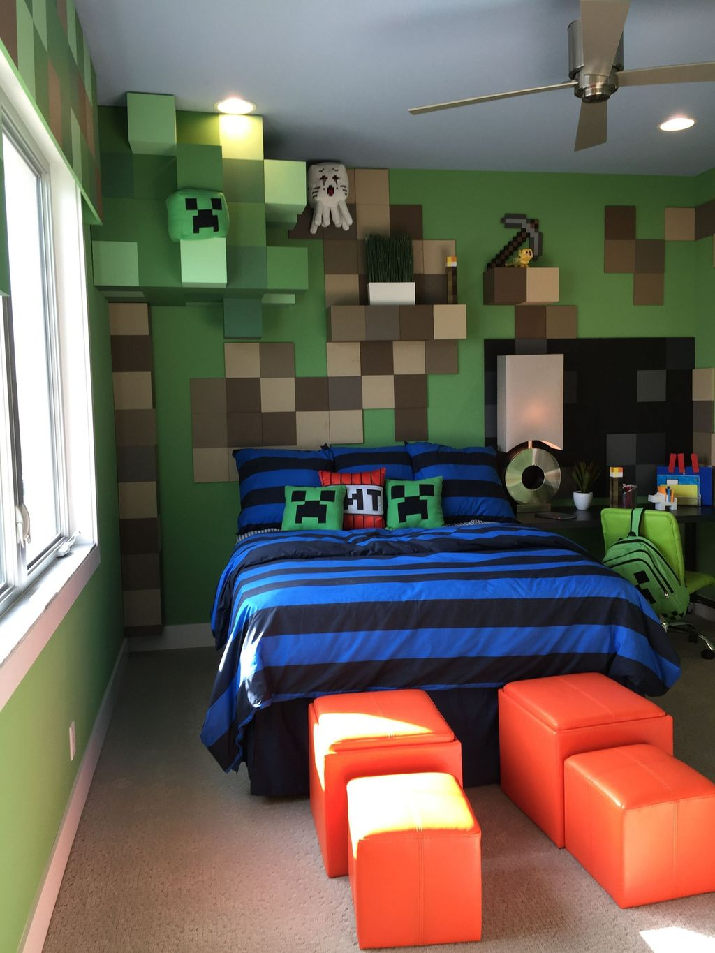 Cozy Boys Bedroom Decorating Ideas 26