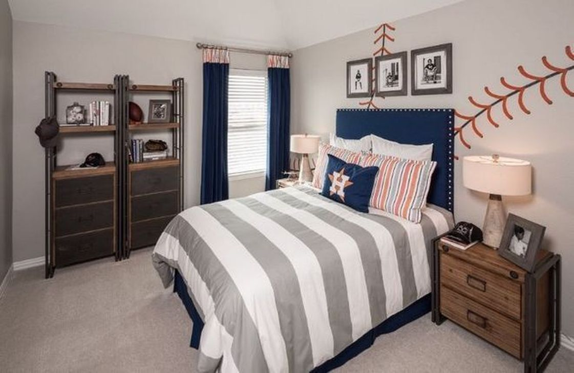 Cozy Boys Bedroom Decorating Ideas 35