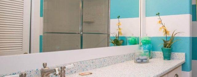 Fabulous Bathroom Decor Ideas With Coastal Style 24