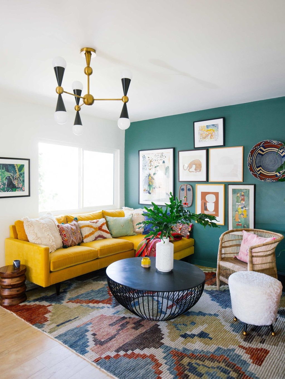 Fabulous Bohemian Living Room Decorating Ideas 04