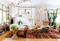 Fabulous Bohemian Living Room Decorating Ideas 17