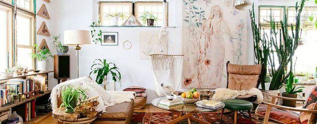 Fabulous Bohemian Living Room Decorating Ideas 17