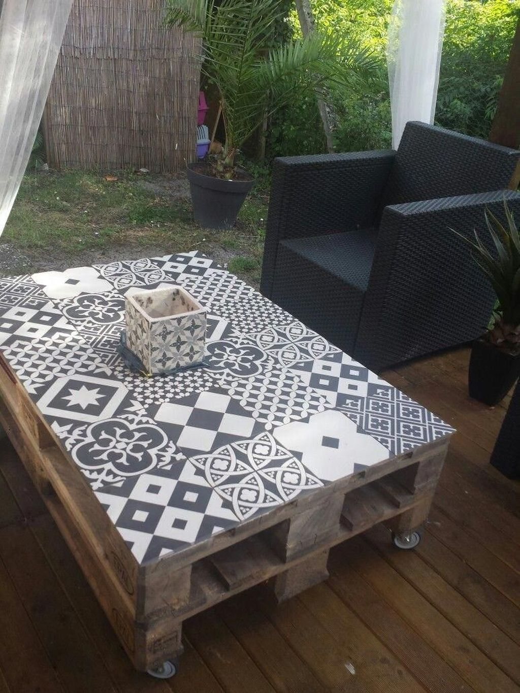 Gorgeous DIY Coffee Table Design Ideas 17