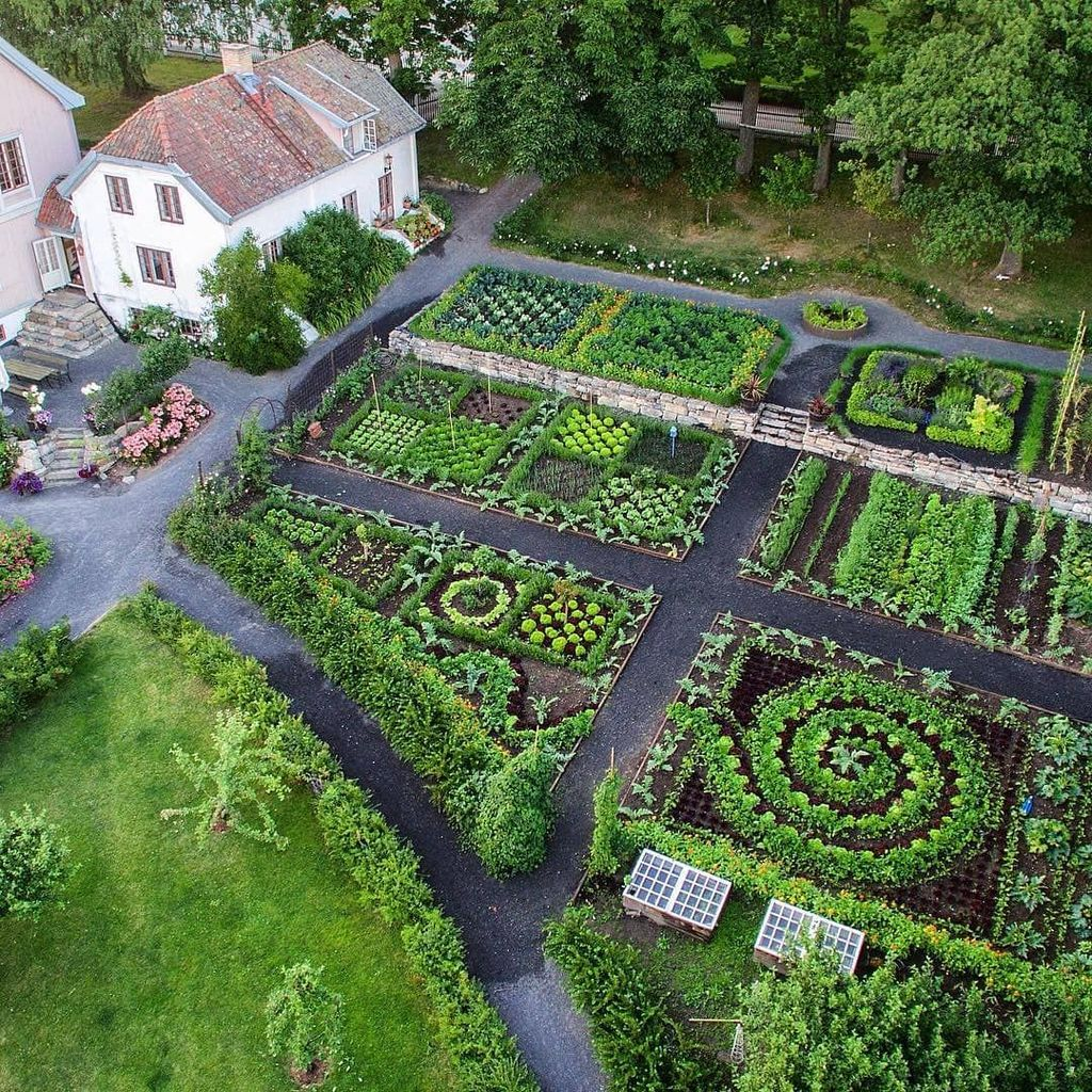 Inspiring Veggies Garden Layout For Your Outdoor Ideas 09