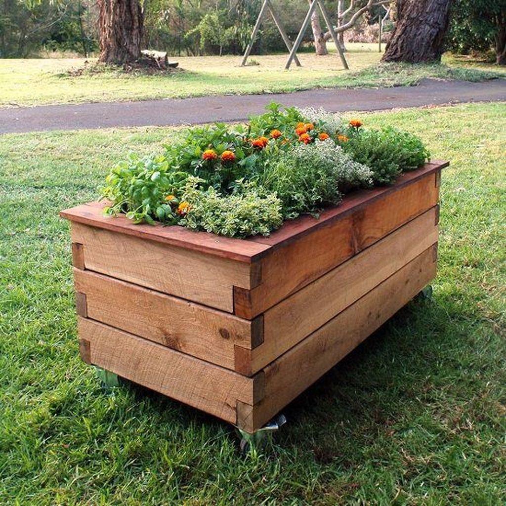 Inspiring Veggies Garden Layout For Your Outdoor Ideas 22